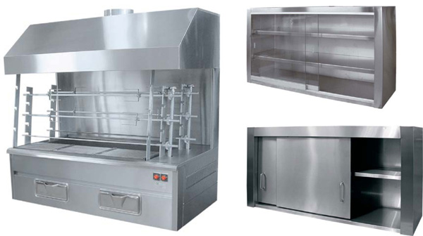 SHOP EQUIPMENTS ( INOX )